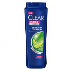 شامپو ضد شوره کلیر برای موی چرب با رایحه لیمو Grease Control حجم 500 میلی