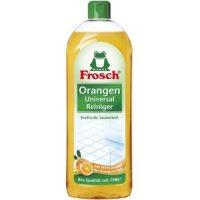 محلول چندمنظوره پرتقال فرش Frosch حجم 750 میلی
