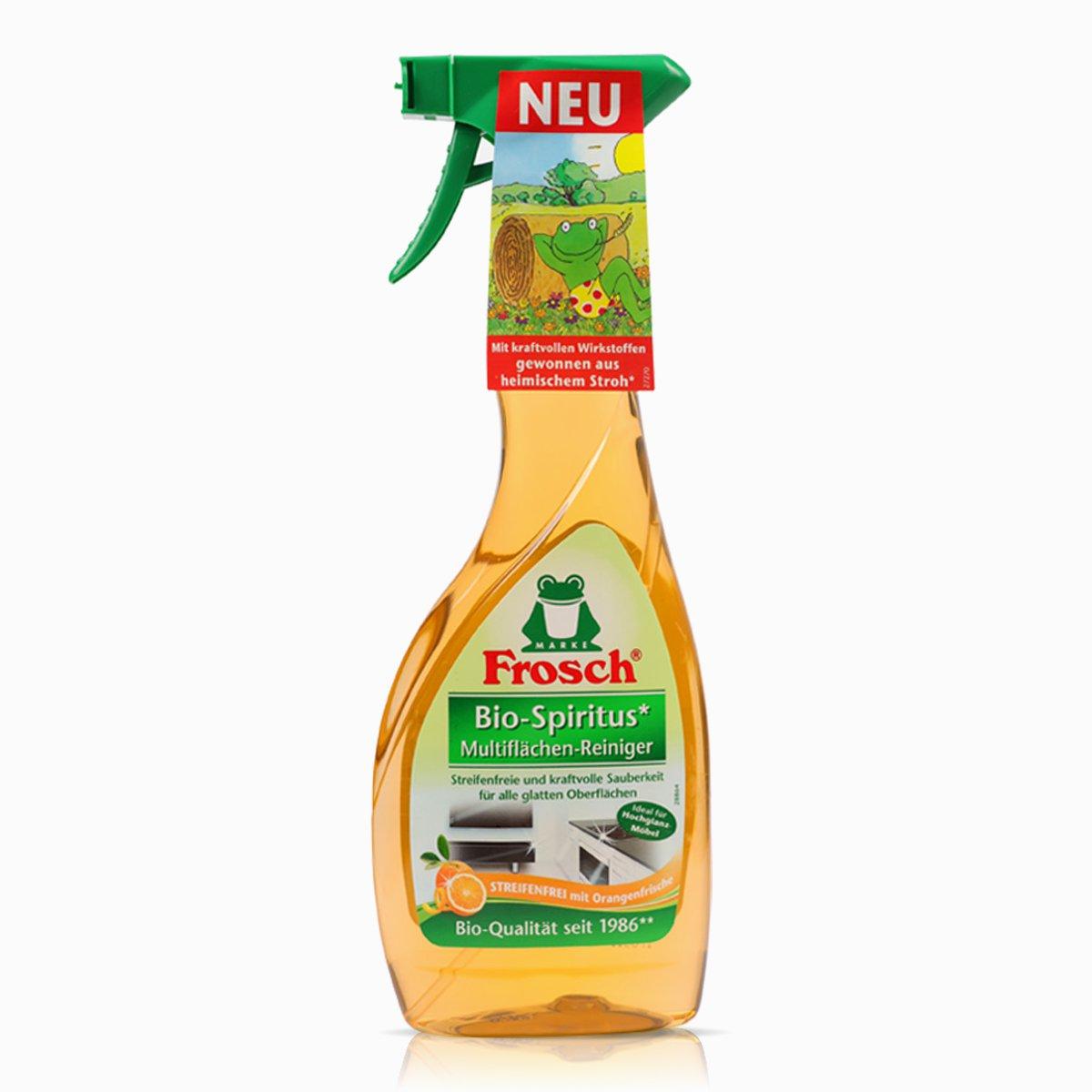 اسپری چندمنظوره بیو اسپریت فراش Frosch 500ml