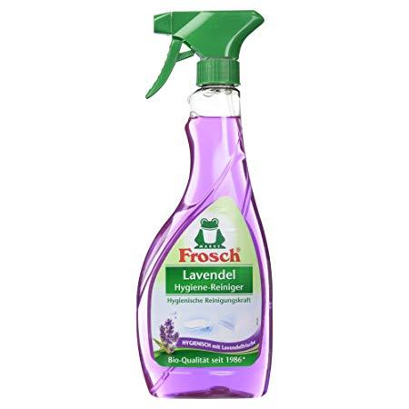 اسپری بهداشتی اسطوخودوس فراش Frosch 500ml