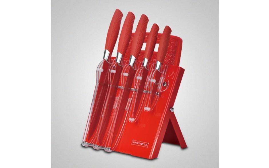 سرویس چاقوی آشپزخانه هفت تکه ROYALTY LINE