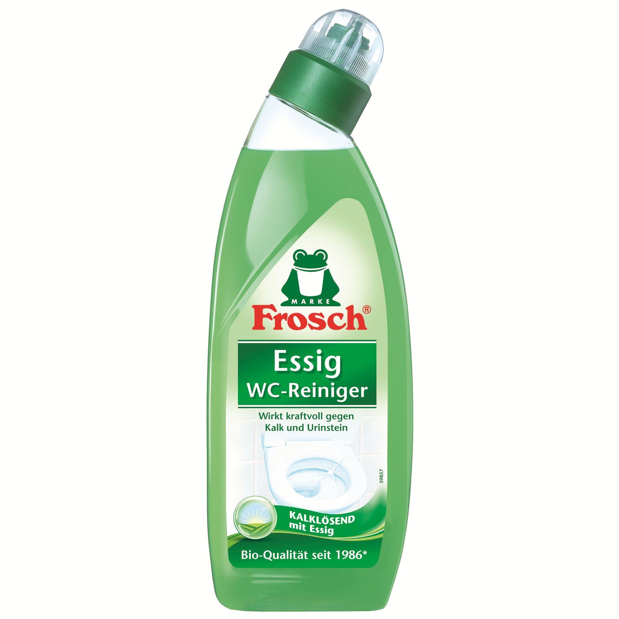 پاک کننده سرویس بهداشتی سرکه فراش Frosch 750ml
