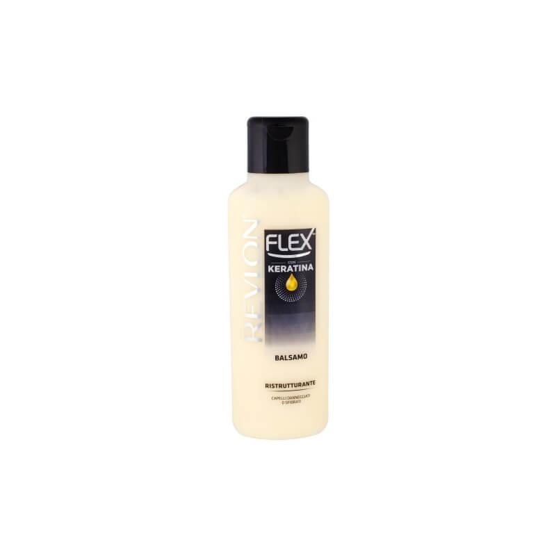 نرم کننده کراتینه برای موهای خشک و فر (REVLON 400ml (ristrutturante