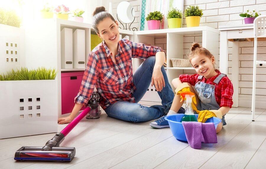انتخاب پاک کننده همه فن حریف برای انواع سطوح در نظافت منزل