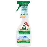 اسپری لکه بر البسه رنگی و سفید فرش Frosch حجم 500 میلی