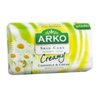 صابون کرمی Arko با رایحه گل بابونه حجم 90 گرم