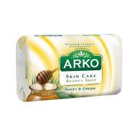 صابون کرمی آرکو با رایحه عسل وزن 90 گرم
