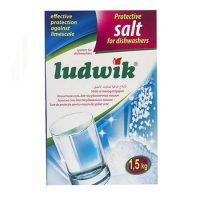 نمک ماشین ظرفشویی لودویک 1.5 کیلوگرمی