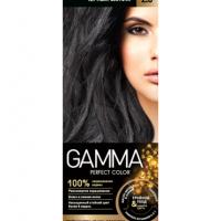 کیت رنگ موی گاما شماره 2/0 رنگ مشکی