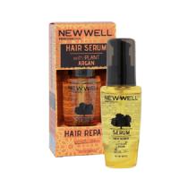 سرم موی آرگان نیوول new well hair serum حجم 50 میلی