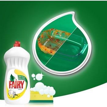 مایع ظرف شویی لیمویی FAiRY حجم 650 میلی