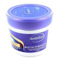 ماسک تقویت کننده موی Andrelon مدل Biotin Strength حجم 300 میلی