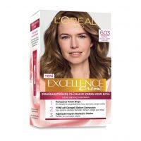 رنگ موی شماره 6.03 لورال رنگ قهوه ای روشن براق سری Excellence