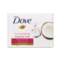 صابون شیر نارگیل داو Coconut Milk حجم 100 گرم