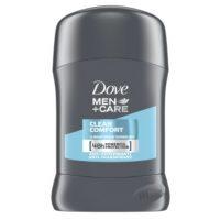 استیک ضد تعریق مردانه Dove مدل Clean Comfort حجم 50 میلی