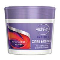 ماسک موی ترمیم کننده داخل حمام آندرلون Andrelon حجم 250 میلی