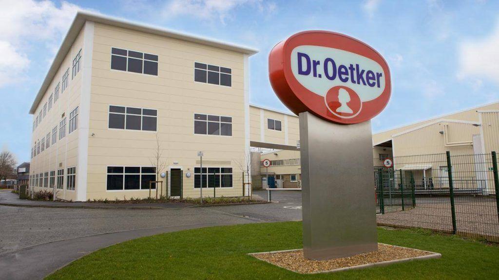شرکت دکتری oetker