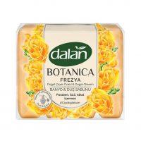 صابون استحمام دالان Dalan Botanica با رایحه گل فریزیا بسته 4* 150 گرمی