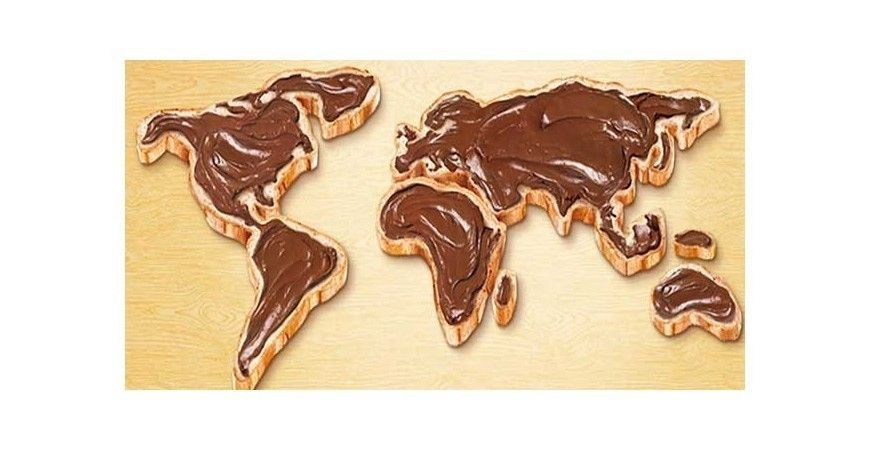 nutella در جهان