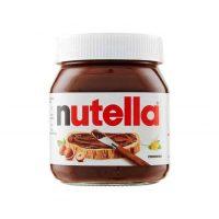 شکلات فندقی نوتلا nutella فندقی حجم 400 گرمی