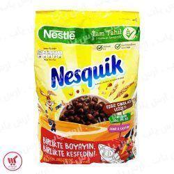 کورن فلکس شکلاتی نستله نسکوئیک وزن 450 گرم