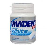 آدامس اکسترا نقره ای ویویدنت مدل WHITE وزن 67 گرم