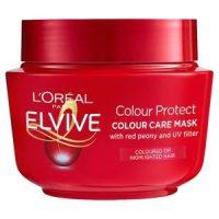 ماسک مو لورال مخصوص موهای رنگ شده L'Oreal Elvive حجم 300 میلی